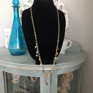 Chico's Charm Necklace NEW